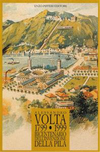 Cartolina di Enzo Pifferi sulle Celebrazioni del 1999