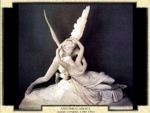 Antonio Canova - Amore e Psiche, 1787-1793
