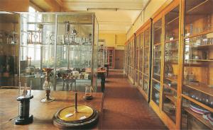 Laboratorio di Fisica del Liceo Volta