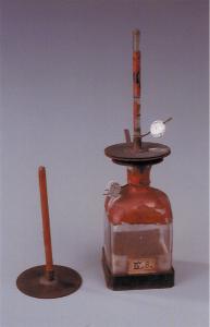Elettroforo condensatore (Tempio Voltiano, Como)