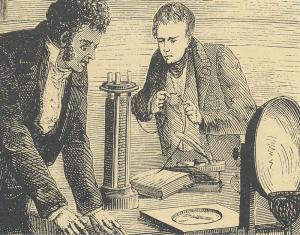 Esperienza di Hans Christian Oersted sul rapporto tra correnti elettriche e campi magnetici