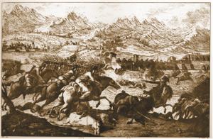 Battaglia di Lecco, data dalle Armate Russe ai Francesi il 26 aprile 1799