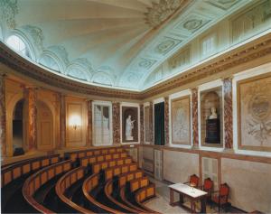 L'Aula Volta all'Università di Pavia