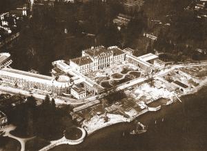 Villa Olmo, sede dell'Esposizione del 1927