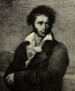 Ugo Foscolo (1778-1827) - Ritratto di F.X. Fabre