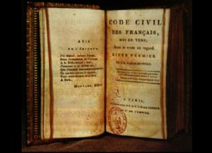 """Il """"Codice Napoleonico"""""""