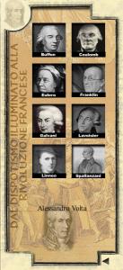 Gli scienziati nell'epoca dle dispotismo illuminato
