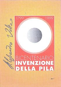Logo del Comitato regionale lombardo per le Celebrazioni Voltiane