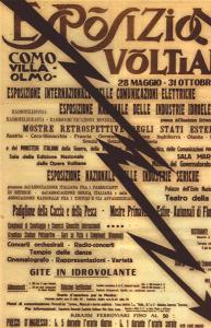 """La copertina di un numero della rivista """"Voltiana"""""""