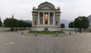 Il Tempio Voltiano a Como