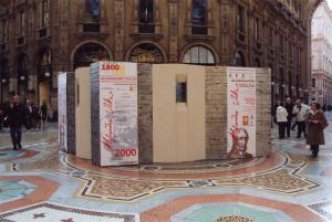"""Il nuovo """"Laboratorio Gattoni"""" in Galleria Vittorio Emanuele a Milano"""