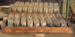 La corona di tazze, altra versione della pila