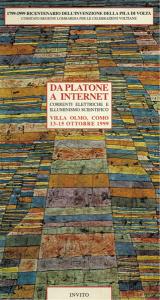 """Locandina del Convegno """"Da Platone a Internet"""""""