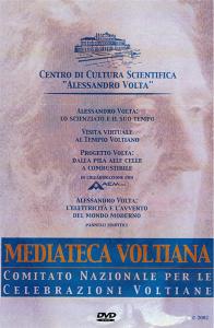 "Copertina dei DVD ""Mediateca Voltiana"""
