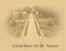 """Il """"Giardino delle Muse"""" nel CD-ROM """"Alessandro Volta: lo scienziato e il suo tempo"""""""