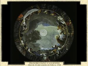 Francisco Goya Y Lucientes - Miracolo di Sant'Antonio da Padova, 1798