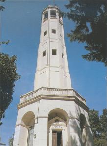 Faro voltiano a S. Maurizio di Brunate