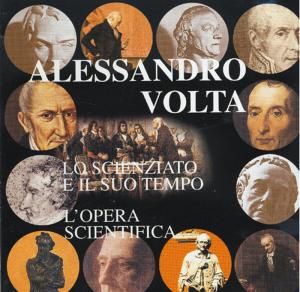 """Il CD-ROM """"Alessandro Volta: lo scienziato e il suo tempo"""""""