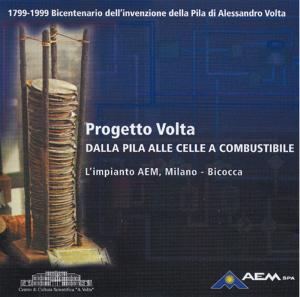 """Il CD-ROM """"AEM - Progetto Volta"""""""