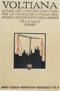 """Un numero de """"La Voltiana"""" (1926, mensile)"""