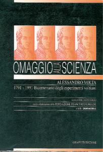 Copertina del volume per le celebrazioni del 1991 a Como