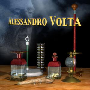 """Sito Web """"Alessandro Volta"""" dell'Università di Pavia"""