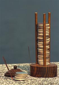 L'apparecchio a colonna, la classica pila