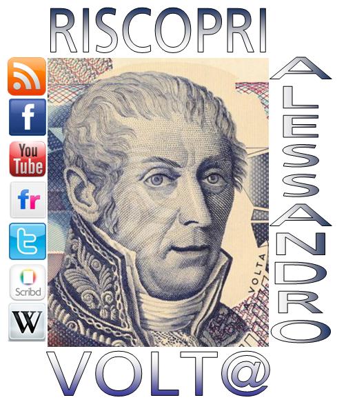 """Concorso """"Riscopri Alessandro Volta"""""""